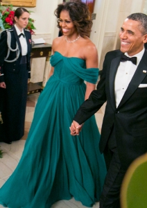 Flotus at Kennedy Ctr 2013